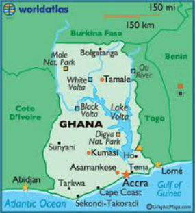 Facts about Ghana Ghana tourist attractions